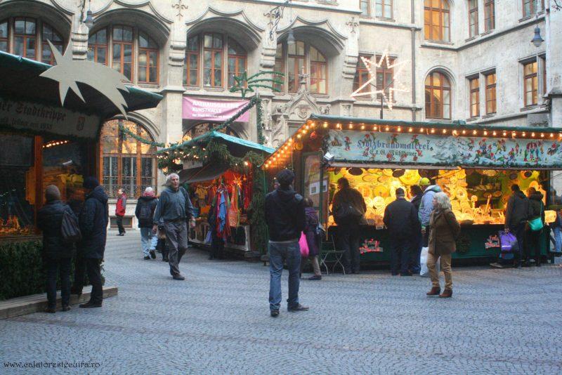 Piete de Craciun din Europa