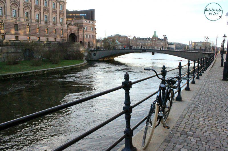 Iarna în...Stockholm