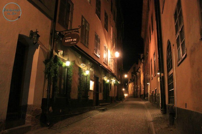 Stockholmn