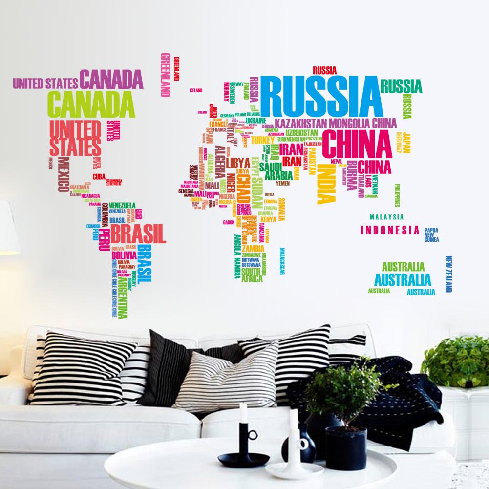 harta perete