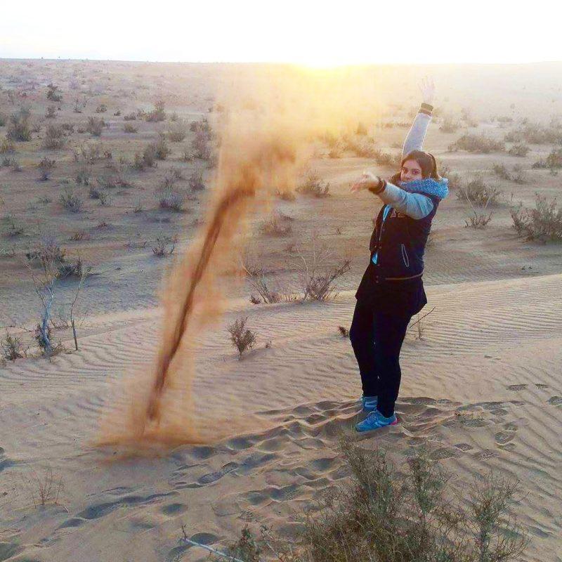Desertul Maranjab Iran