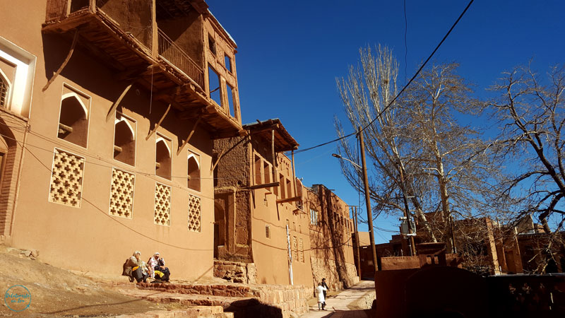 abyaneh-village