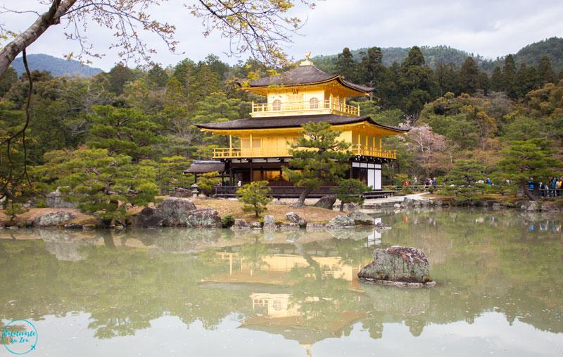 Kyoto Templul de Aur