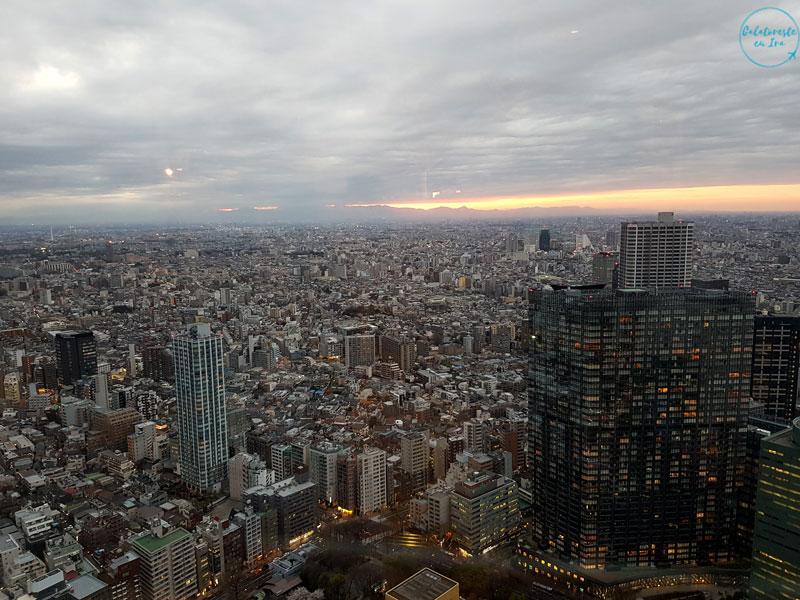 Tokyo de sus