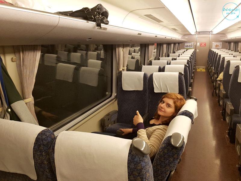 tren Japonia
