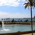 Palma de Mallorca view