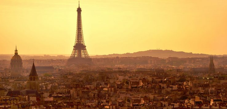 Around the world: Paris