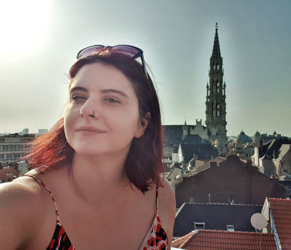 Bruxelles rooftop