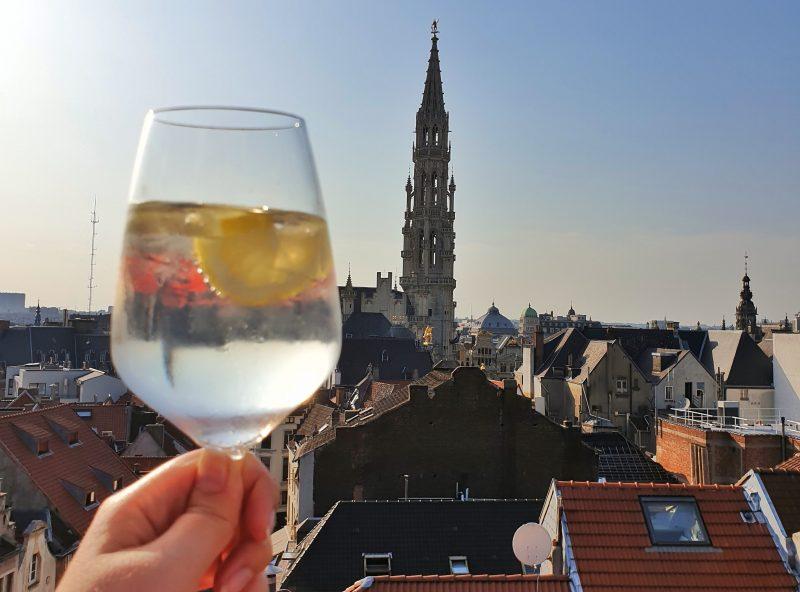 "Parisienne? Non, bruxelloise. Sau atunci cand orasul adoptiv devine ""acasa"""